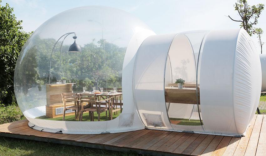 「八里文化公園露營區-泡泡窩」的圖片搜尋結果